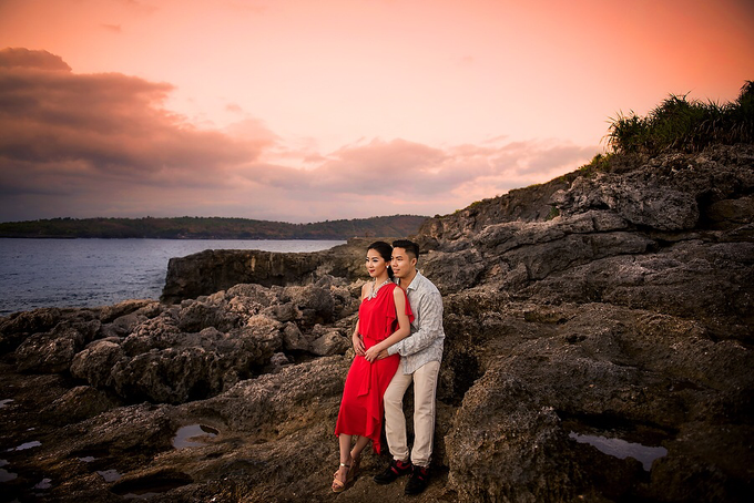 Nusa Penida Prewedding by Gusde Photography - 006