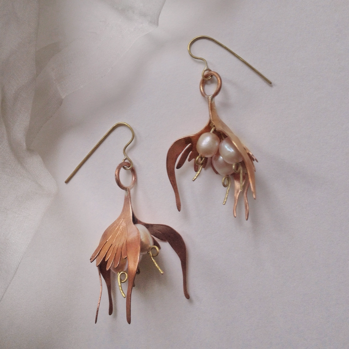 Earrings by LITANY - 015