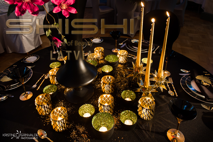 Table decorations by SHISHI Home of Beauty - 027