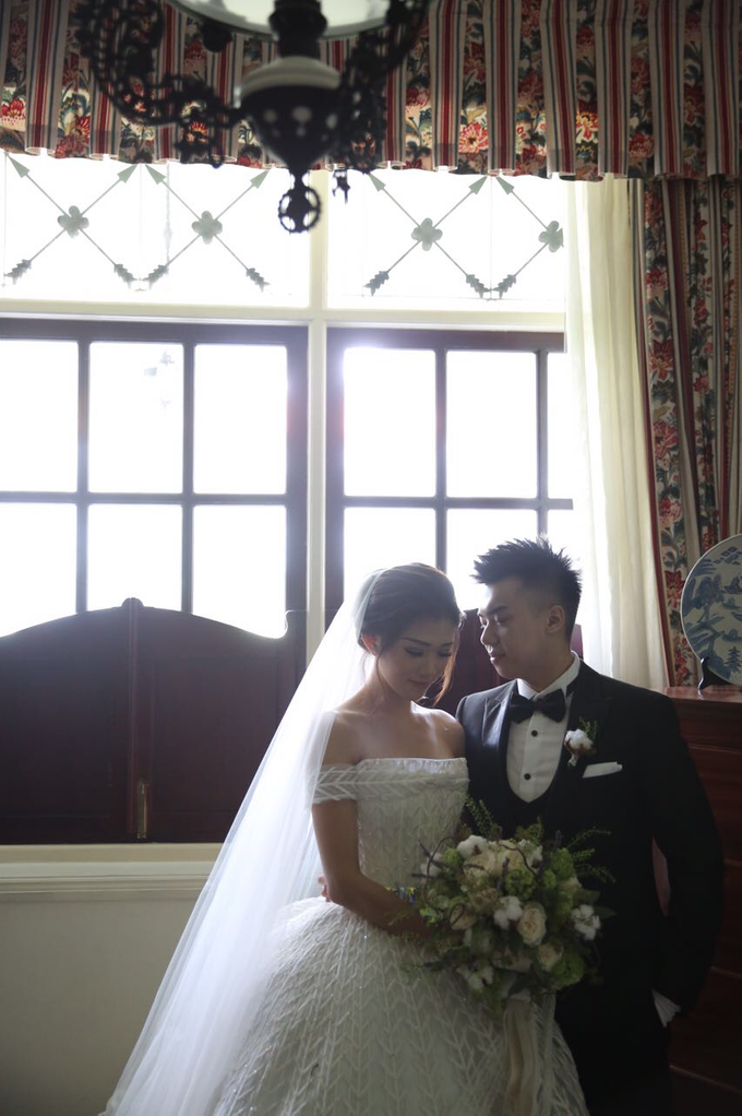 Tommy & Irene Wedding Day by Yogie Pratama - 005