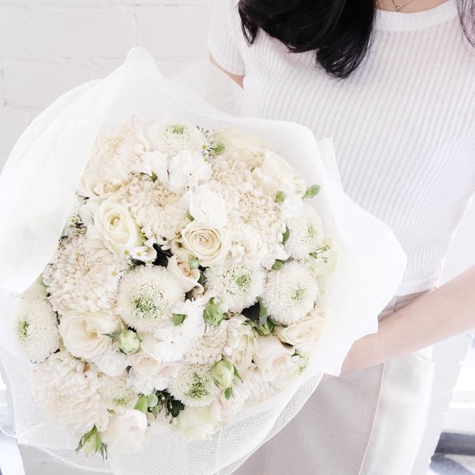 Simply White by Fleur de Lis - 005