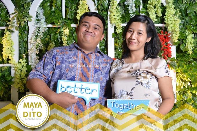 Maya & Dito Wedding by Booth of Moments - 003