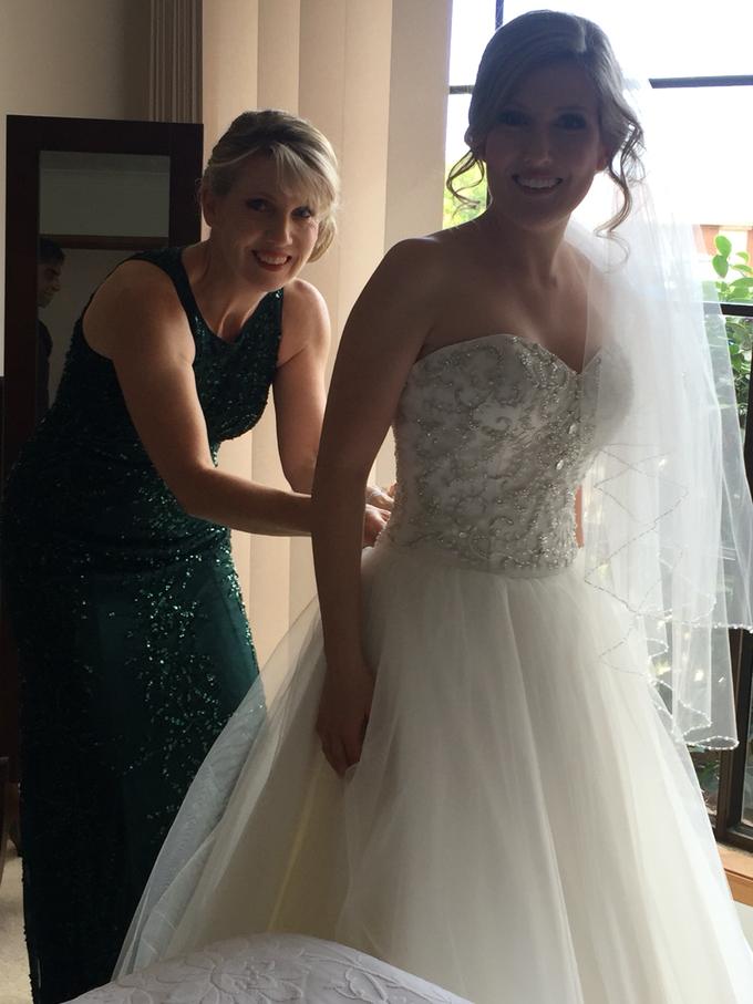 Wedding | Rebecca & Michael by Felicia Sarwono Makeup Art - 002