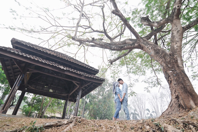 Story of Prewedding : Dian & Akbar by glamour photography - 003