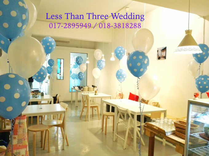 Birthday Decoration by Less Than Three Wedding - 004