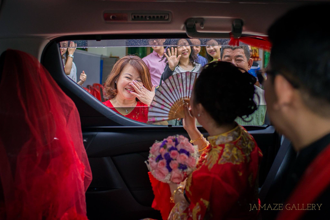 Soon & Shiuw Wedding Ceremony by Jamaze Gallery - 001