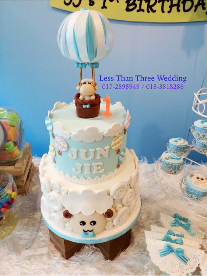 Birthday Decoration by Less Than Three Wedding - 010