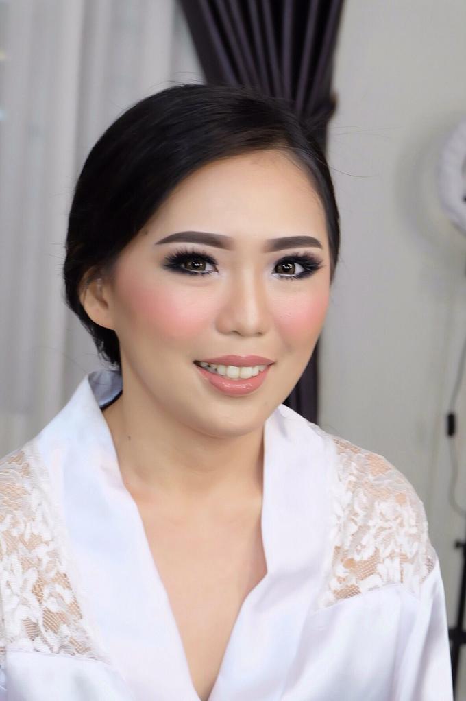Wedding Makeup Look by Troy Makeup Artist - 013