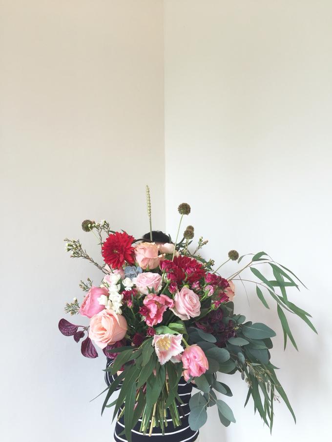 Bridal Series by D'Alexandra Flowers - 017