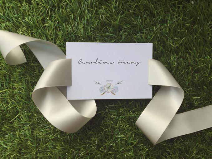 Marcella Prayogi's Bridesmaids Packaging by Palestro Wedding Essentials - 002