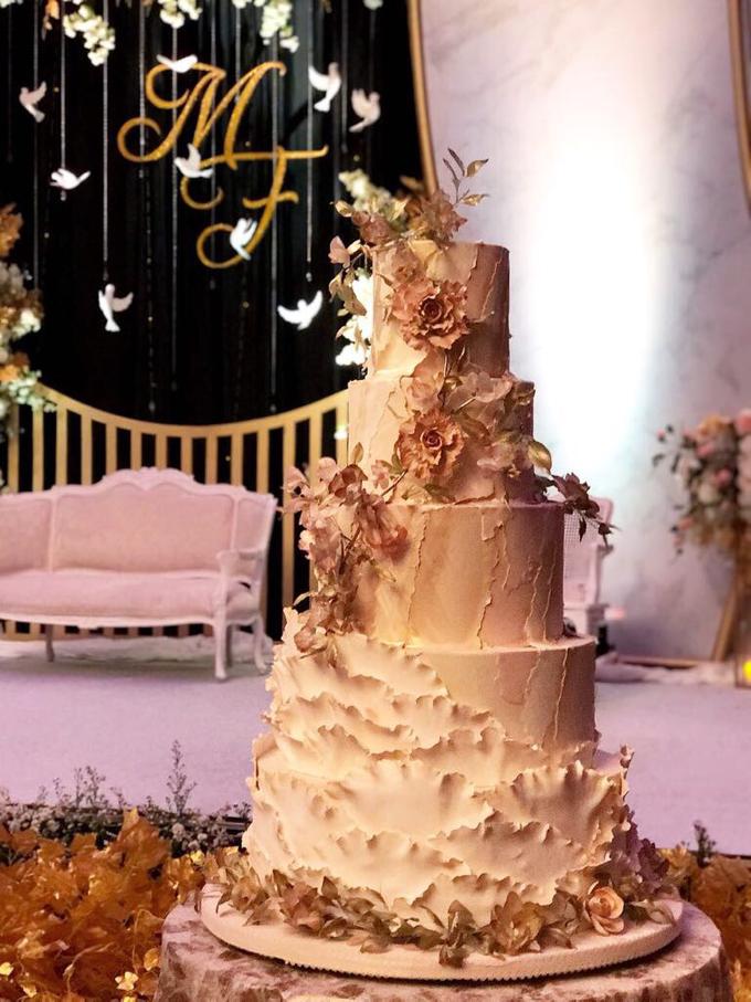 The Wedding of Mark Nah & Florencia Salim by AS2 Wedding Organizer - 017