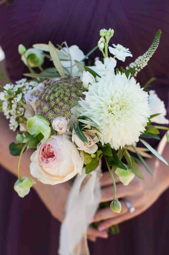 Garden + Lavender Wedding by Shindig Chic - 007