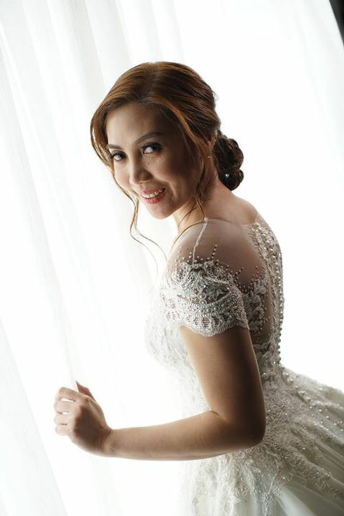 Brides by Aica Latay Makeup Artistry - 019