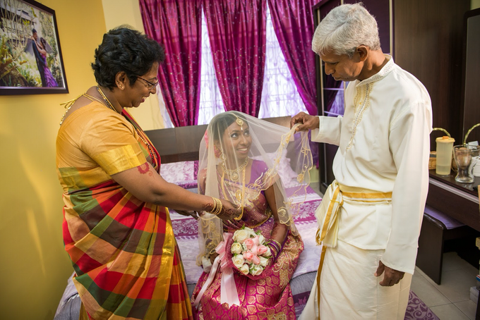 Kumaran & Rathinee Indian Wedding Ceremony by Jamaze Gallery - 004