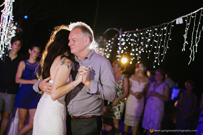 Amanda & Nicholas Wedding by Courtyard by Marriott Bali Nusa Dua - 047