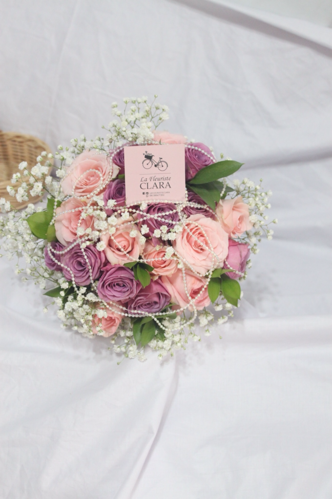 wedding Bouquet by La Fleuriste Clara - 005