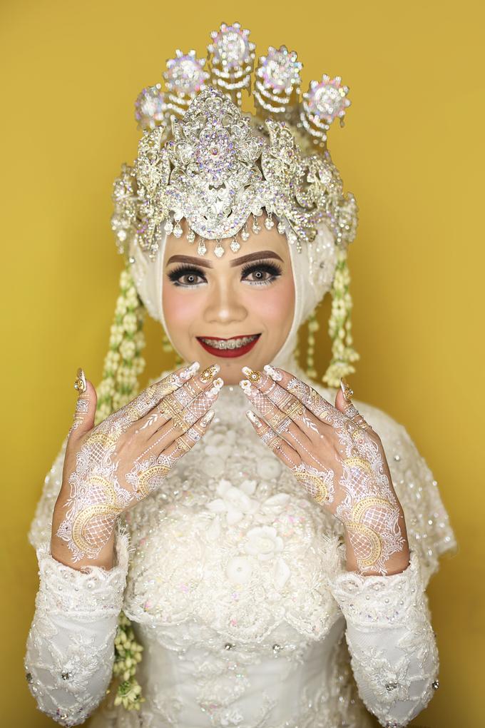 The Wedding of Tryssya + Luthfi by Cloud Studio - 008