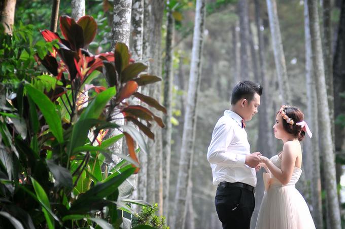 Story of Prewedding : Nova & Alvi by glamour photography - 009