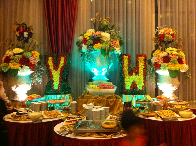 Catering decoration by Dwi Tunggal Citra Catering - 001