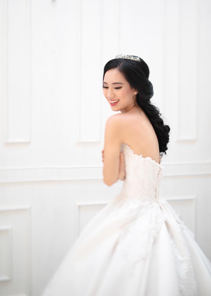 Wedding photoshoot by Chesara Makeup - 005