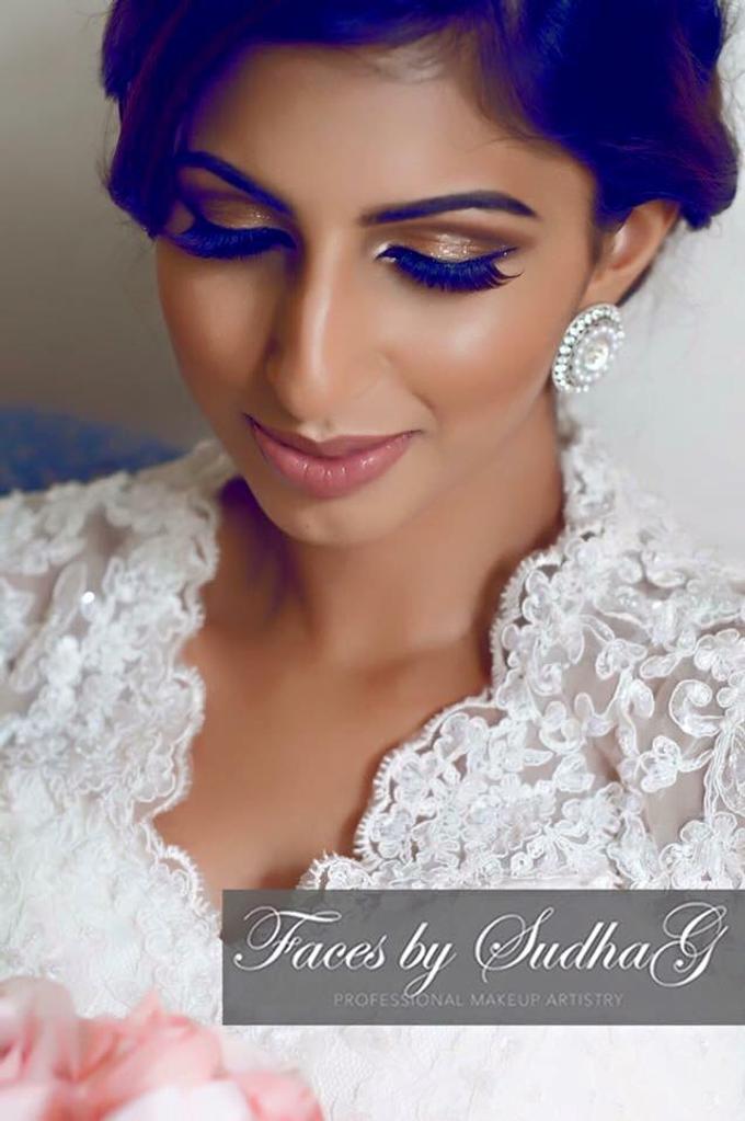 Bridal Portfolio by Faces by SudhaG - 031