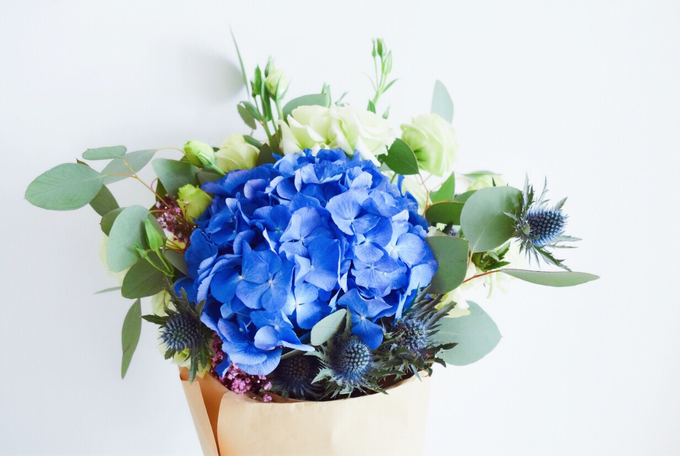 Bespoke Flower Bouquets by A. Floral Studio - 009