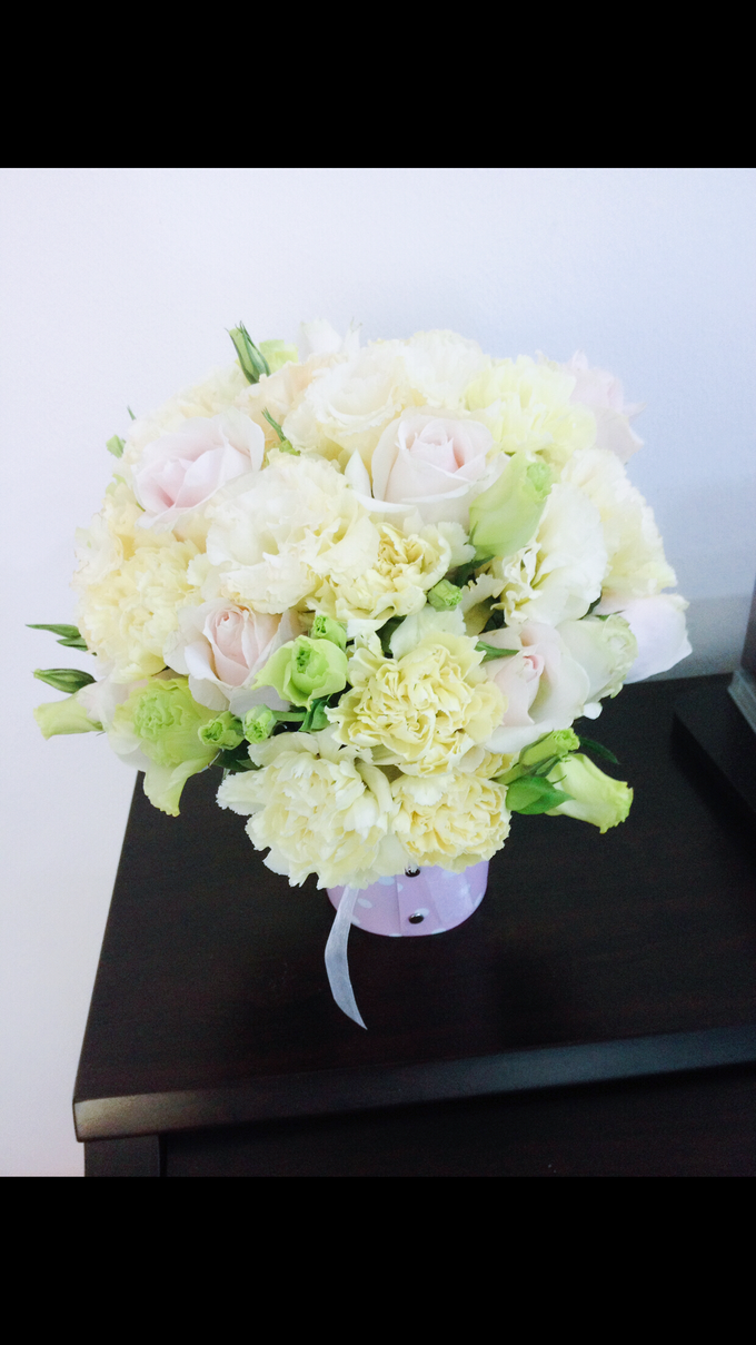 Bespoke Flower Bouquets by A. Floral Studio - 012
