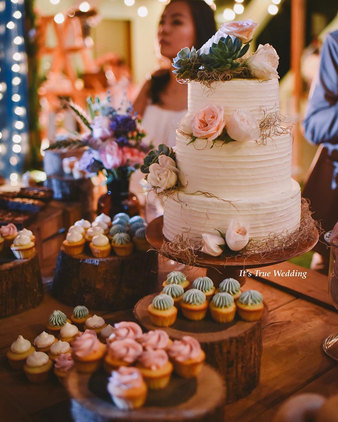 Rustic wedding by Butter Bali - 001