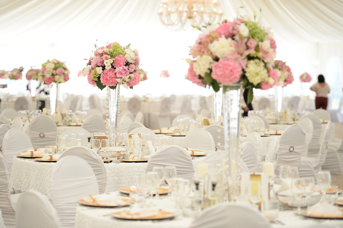 Wedding Party Rentals and Design by Merit Events - 002