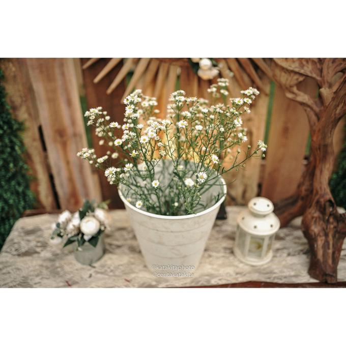 Rustic Garden Wedding by Katakitaphoto - 005