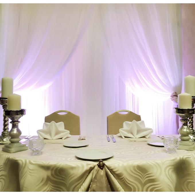 Cream and Gold Halekulani Wedding by Bella Amour Events Hawaii - 002