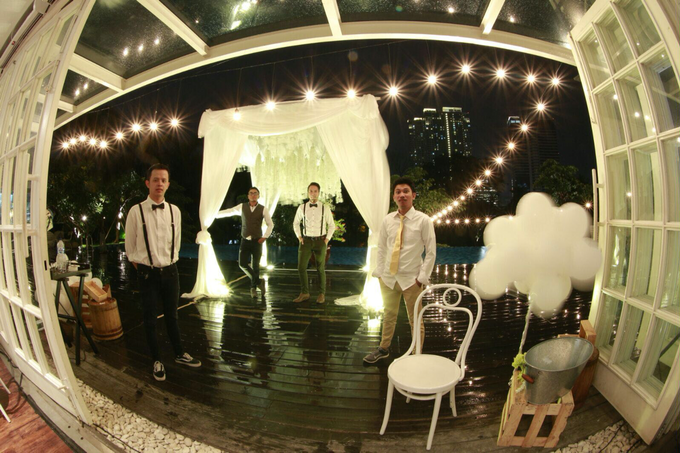 Wedding Decoration by Wyl's Kitchen - 019