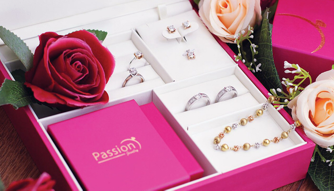 Harga Spesial Perhiasan Berlian (Cincin Wanita, Cincin Kawin, Liontin) by Passion Jewelry - 011