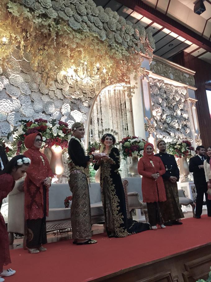 Ella & Fahris Wedding by SEDJOLI WEDDING ORGANIZER - 009
