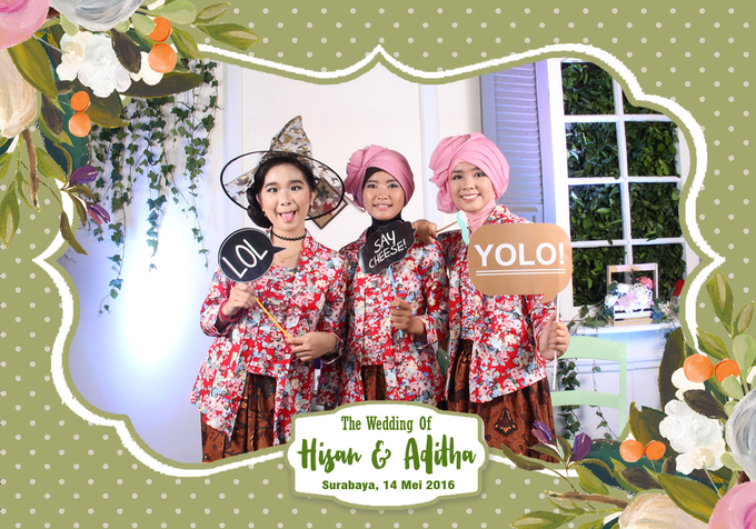 From The Wedding of Hisan & Aditha by Woodenbox Photocorner - 006