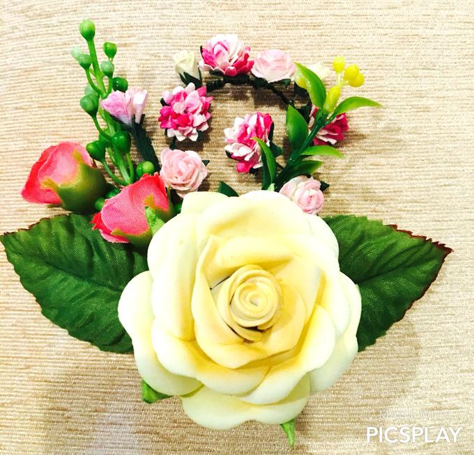 Handmade Flower Corsage by Wedding Needs - 001
