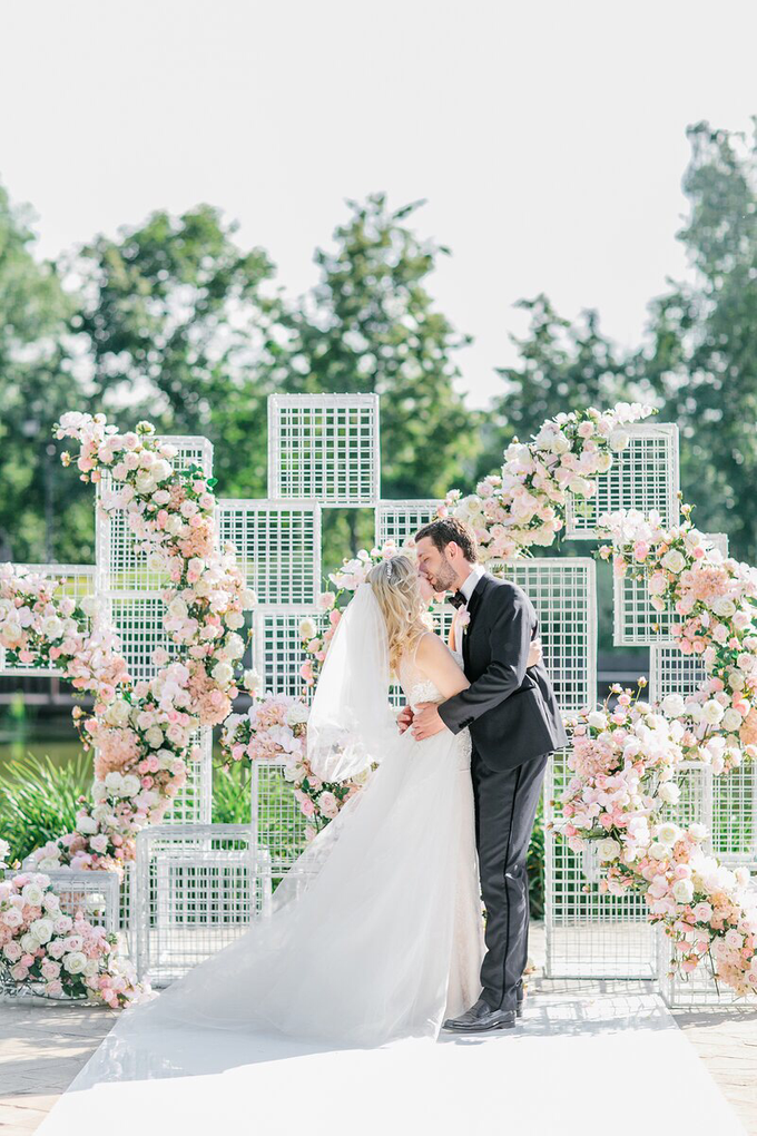 Romantic wedding by Maria German Decor by Maria German decor - 017