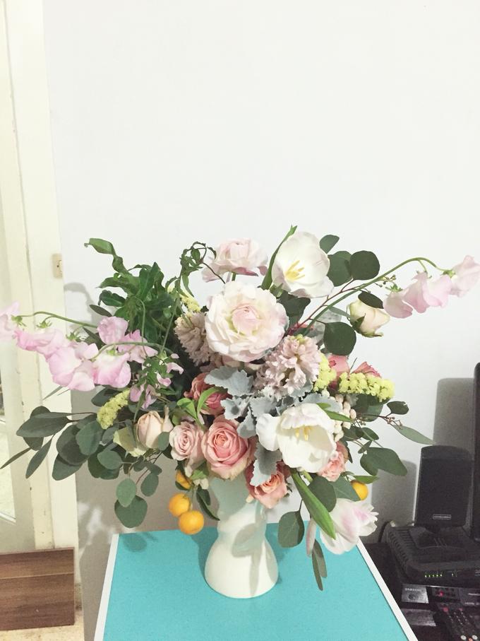 Floral Journal  by D'Alexandra Flowers - 012