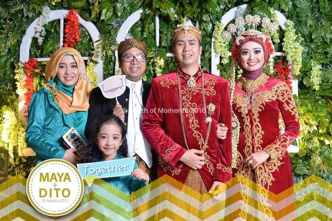 Maya & Dito Wedding by Booth of Moments - 004