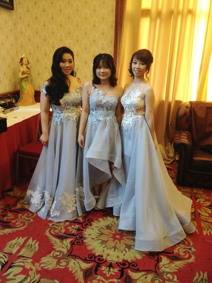 Sister of the Groom &  Bride by Jessica Huang - 019
