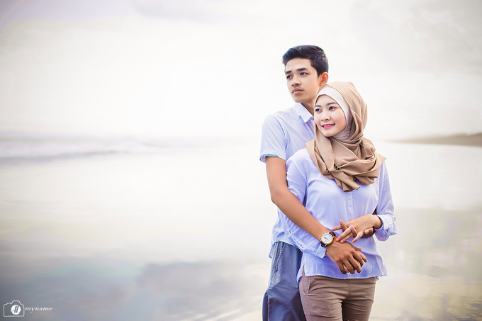 Prewedding Dimas & Shinta by AL_myname Photography - 008