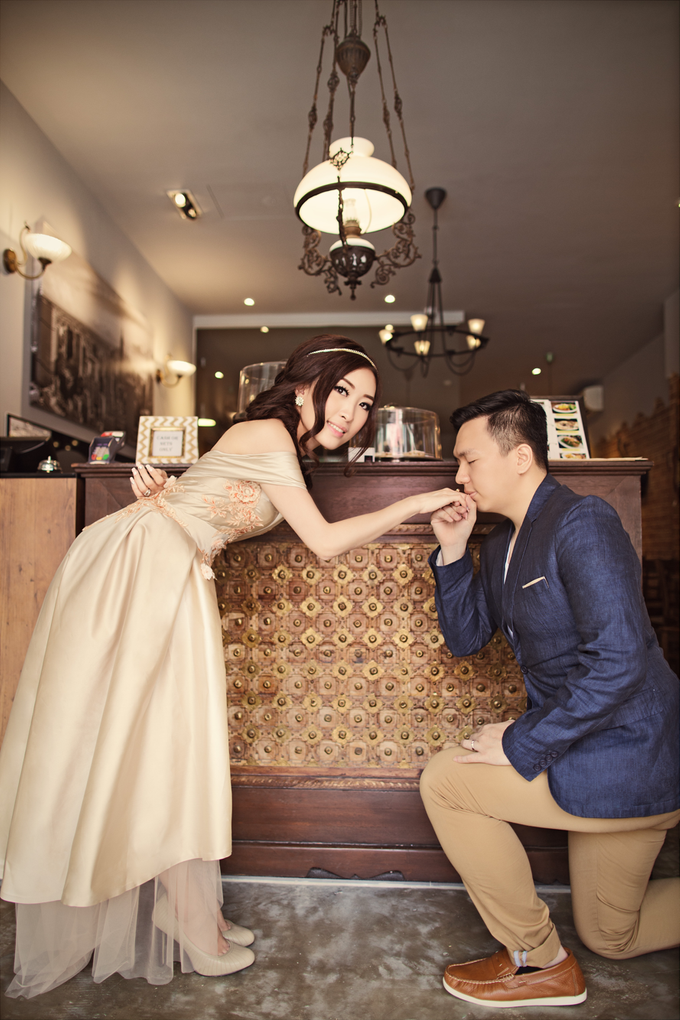 Prewedding of Defry & Piphin by Jessica Huang - 005