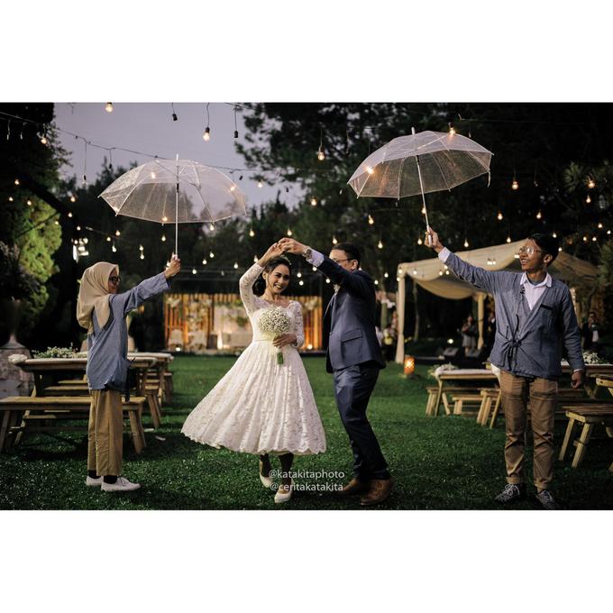 Rustic Garden Wedding by Katakitaphoto - 022
