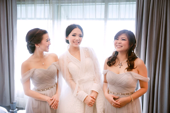 The Wedding of Mark Nah & Florencia Salim by AS2 Wedding Organizer - 011