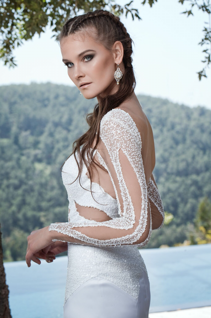 S/S bridal collection 2016  by Boroda - 021