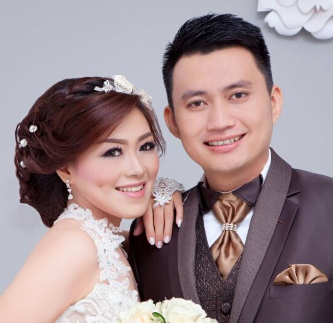 Wedding Make up  by Tracy Bridal House - 002
