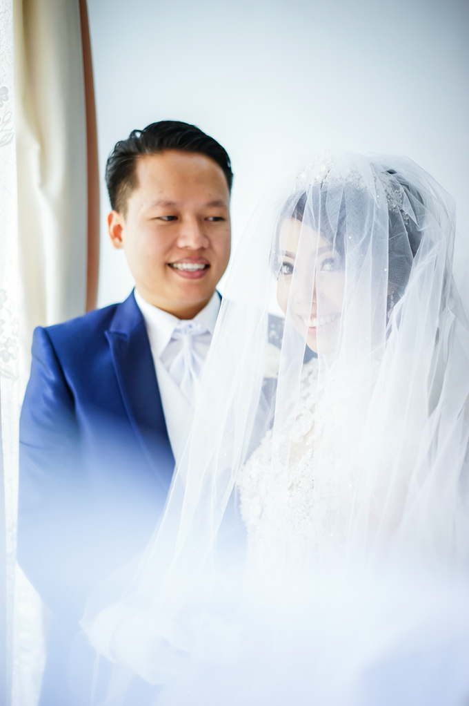 Daniel + Sisca Wedding Day by Blooming Box Photography - 018