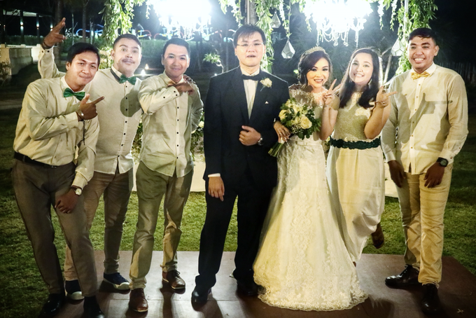 Deo & Carera Wedding Reception by Middle-Hi Band - 009