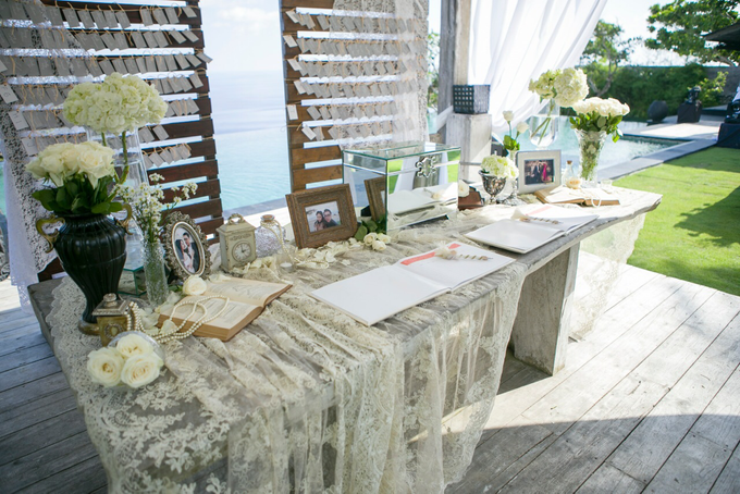 White fairy tale 2016 by AiLuoSi Wedding & Event Design Studio - 005