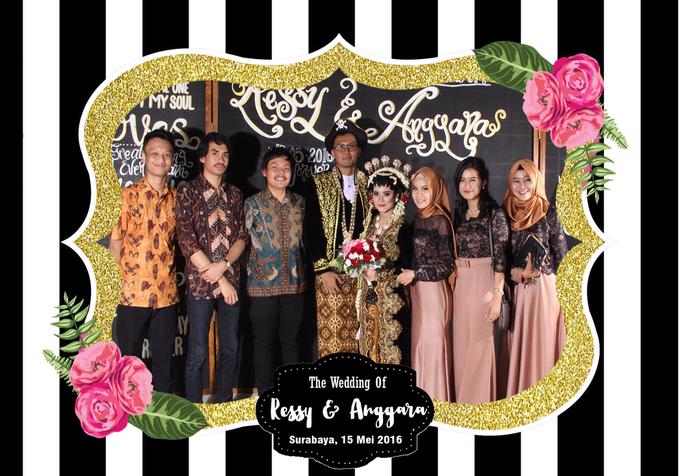 The Wedding of Ressy & Anggara by Woodenbox Photocorner - 008